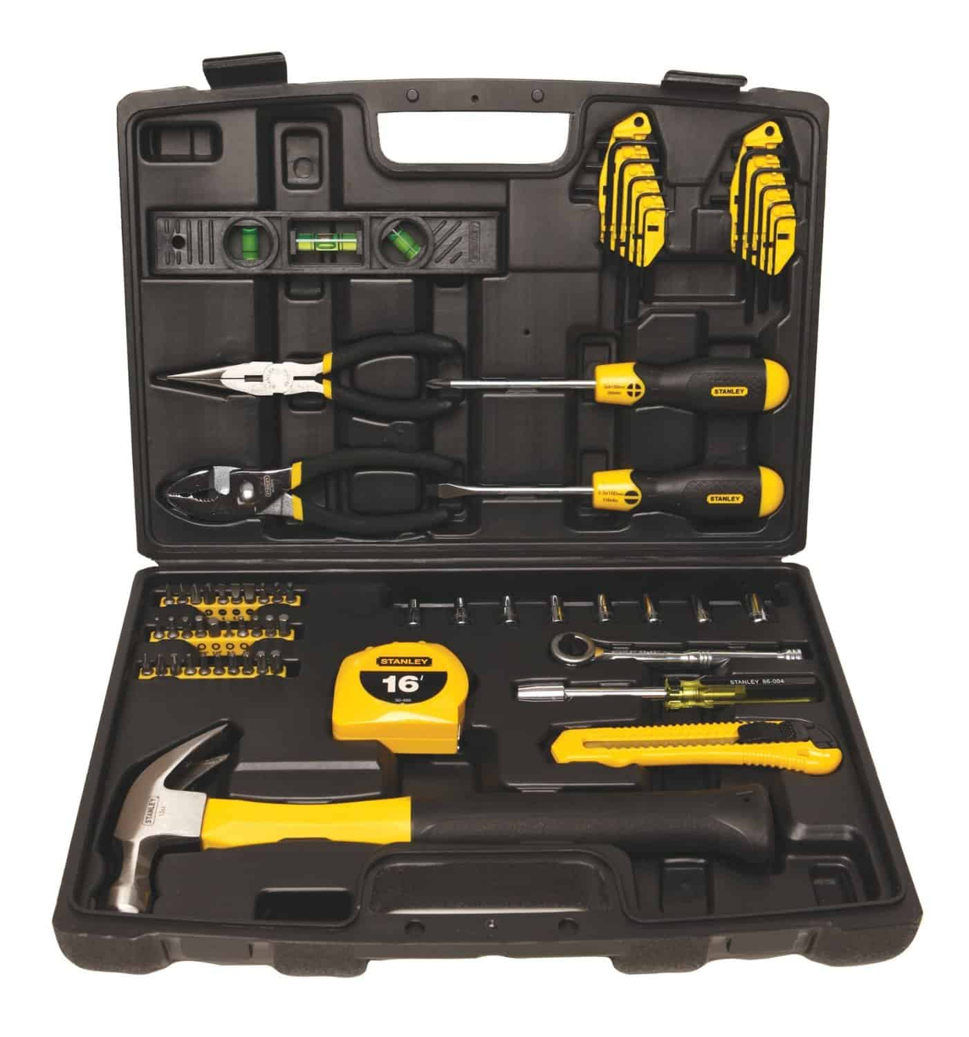 Stanley 65-Piece Homeowner's Tool Kit Review