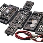 Allied Tools 59091 235-Piece Mechanics Tool Set in Fold Out Case