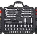 Apollo Tools DT0006 Mechanics Tool Kit, 101 Piece
