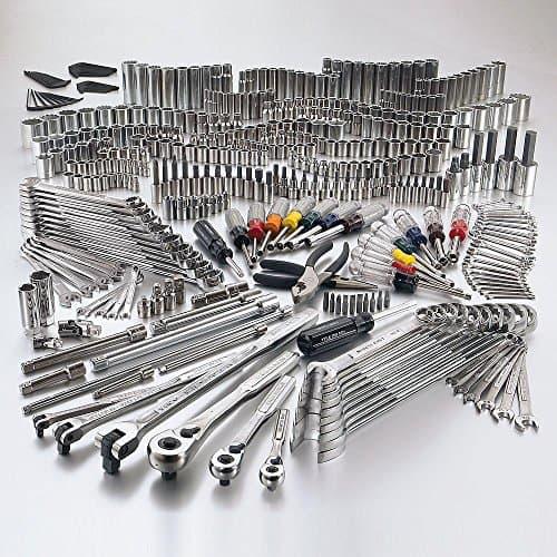 Craftsman 413 Pc. Mechanics Tool Set Review