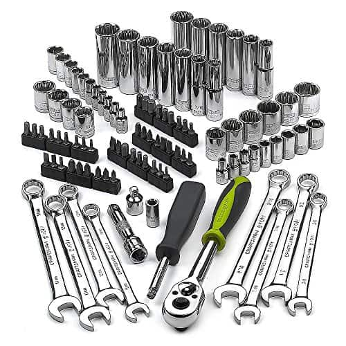 Craftsman Evolv 101 piece Mechanics Tool Set Review