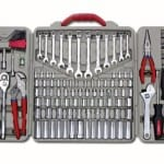 Crescent Professional Tool Set 170 Pieces 1/2