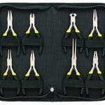 General Tools & Instruments 938 Technician's Mini Plier Set, 8-Piece