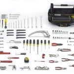 Stanley Proto JTS-0105HVAC Proto 105-Piece HVAC Basic Tool Set