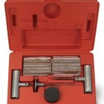 Tooluxe 50002L Professional Tire Repair Kit Set, 35-Piece