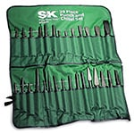 SK Hand Tools 29-Piece Punch and Chisel Set