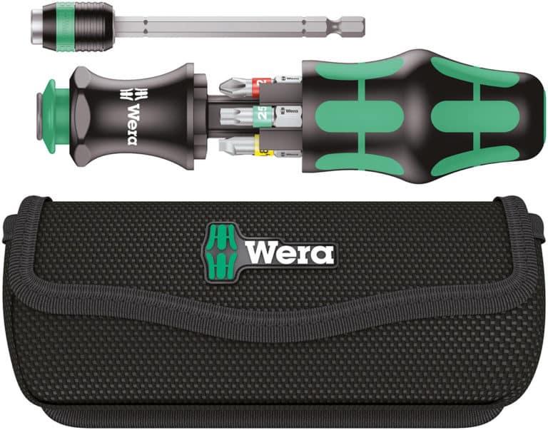Wera Kraftform 20 Compact Tool Set with Tool Finder